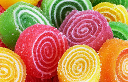 Sweet colorful candy Royalty Free Stock Photo
