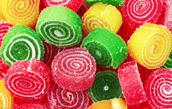Sweet colorful candy Stock Image