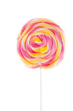 Sweet colorful lollipop Royalty Free Stock Image