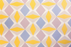 Sweet and colorful wallpaper pattern royalty free stock photos