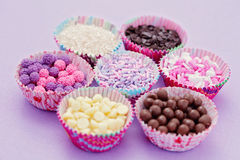 Sweet confectionery Royalty Free Stock Image