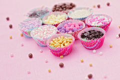 Sweet confectionery Stock Photo