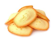 Sweet cookie Stock Image