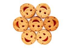 Sweet cookies Royalty Free Stock Photos