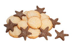 Sweet cookies Stock Image
