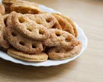 Sweet cookies Stock Photos