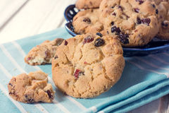 Sweet cookies Stock Photos