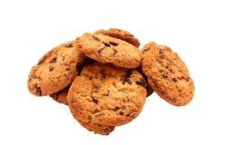 Sweet cookies isolated Stock Photos