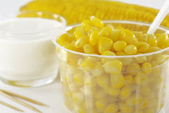 Sweet corn. Stock Photos