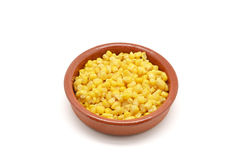 Sweet corn grains Stock Photos