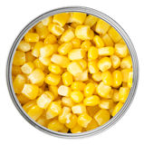Sweet corn grains Stock Photo