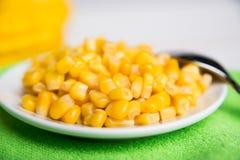 Sweet corn Stock Photography