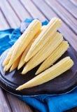 Sweet corn Stock Image