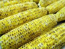 Sweet Corn, Yellow, Corn On The Cob, Produce Stock Photos