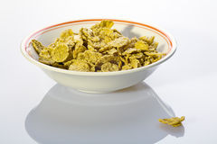 Sweet cornflakes Royalty Free Stock Photo