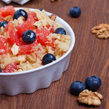 Sweet couscous Stock Images