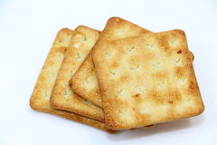 Sweet cracker snack Royalty Free Stock Photo