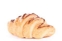 Sweet croissant Stock Photos