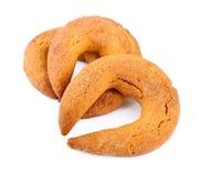 Sweet croissants Stock Photo