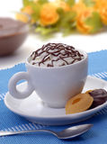 Sweet cup. Royalty Free Stock Image