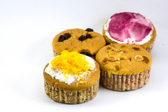 Sweet cup cake Royalty Free Stock Photography