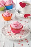 Sweet cupcake Stock Image