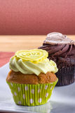 Sweet cupcake Royalty Free Stock Photos