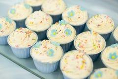 Sweet cupcake Stock Photography