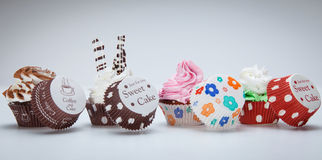 Sweet Cupcakes Royalty Free Stock Images