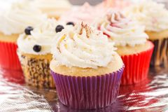 Sweet cupcakes Royalty Free Stock Photography