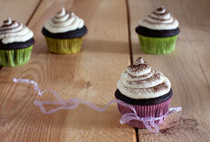 Sweet Cupcakes Royalty Free Stock Photos