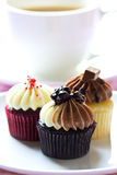 Sweet Cupcakes Stock Photography