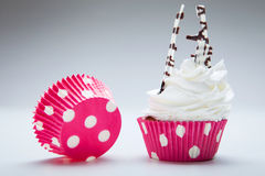Sweet Cupcakes Stock Photo