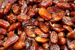 Sweet dates royalty free stock photo