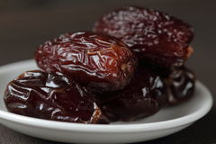 Sweet dates Stock Image