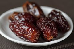 Sweet dates Stock Photography