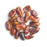 Sweet dates without stones. Stock Images