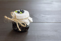 Sweet delicacy of wild berries Stock Image