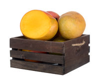 Sweet and delicious mango Stock Image