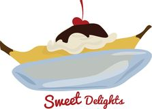 Sweet Delights Stock Photo