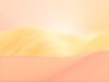 Sweet desert background Royalty Free Stock Photo