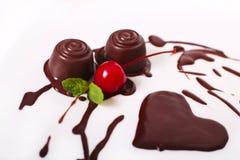 Sweet dessert Stock Image
