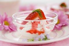 Sweet dessert Royalty Free Stock Photo