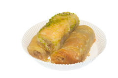 Sweet dessert Baklava Royalty Free Stock Image