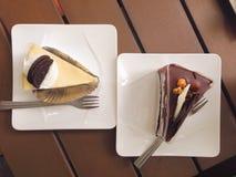 Sweet dessert. Dessert cake bakery royalty free stock images
