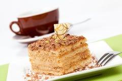 Sweet dessert cakes Stock Photo