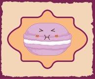 Sweet dessert cartoon. Icon vector illustration graphic design Stock Photo