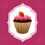 Sweet dessert Stock Photos