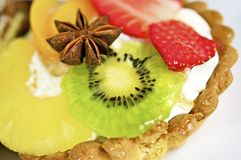 Sweet Dessert Stock Photography