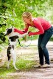 Sweet doggie stock photo